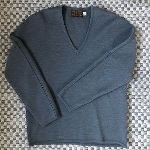 Men's Pendleton V Neck Sweater